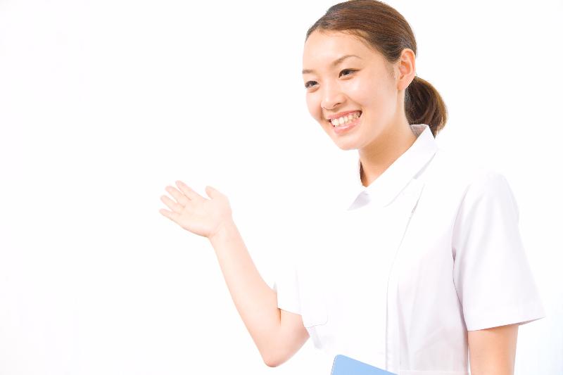 患者さんを笑顔でお迎えします